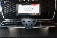 2014 - 2016 Audi RS7 - Quick Release Front License Plate Bracket