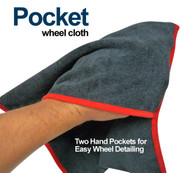 Autofiber Pocket Wheel Cloth (2pack)