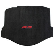 Camaro 2010-2015 Cargo/Trunk Mat - Lloyds Mats with RS Logo Script: Ultimat - Jet Black