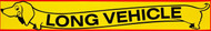 Long Vehicle Decal Sticker for Semi Trucks