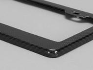 Black Carbon Fiber Frame