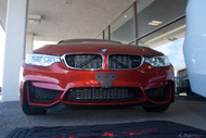 2015-2018 BMW M4 - Quick Release Front License Plate Bracket