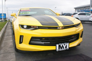 2016+ Chevrolet Camaro - Quick Release Front License Plate Bracket STO N SHO