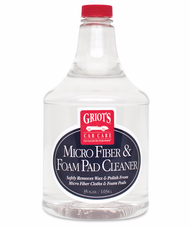Microfiber & Foam Pad Cleaner - Griot's Garage