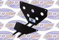 2014 - 2016 Cadillac CTS/CTS V Sport - Removable Front License Plate Bracket