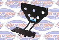 2015-2016 Cadillac ATS- Quick Release Front License Plate Bracket