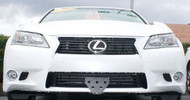2013-2014 Lexus GS350 - Quick Release Front License Plate Bracket STO N SHO