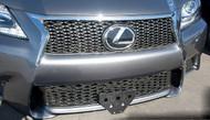 2013-2014 Lexus GS350 F Sport - Quick Release Front License Plate Bracket SNS37a