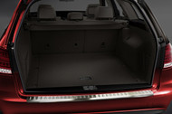 2013-2016 Mercedes E CLass Wagan Kombi W212 - Stainless Steel Rear Bumper Protector Guard