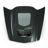 Corvette C7 Zero7 Extractor Carbon Window Hood