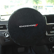 Dodge Steering Wheel Cover by Seat Armour