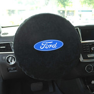 Ford Steering Wheel Cover by Seat Armour