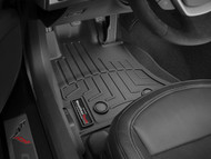 Corvette C7 Weathertech Weather Tech Floor Liners Black