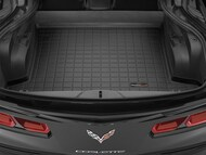 2014 - Present Corvette C7 Coupe WeatherTech Cargo Trunk Liner Black