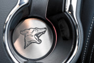2015-2016 Mustang - Coyote Cup Holder Inserts 2pc