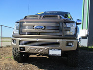 2015 Ford F150 FTX - Removable Front License Plate Bracket STO N SHO
