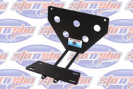 2015-2017 Jeep Renegade - Quick Release Front License Plate Bracket STO N SHO