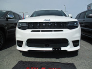 2017 2018 Jeep Grand Cherokee SRT - Quick Release Front License Plate Bracket STO N SHO