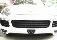 2017 Porsche Cayenne / Cayenne S - Quick Release Front License Plate Bracket