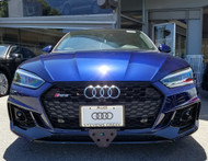 2017 - 2018 Audi RS5 - Quick Release Front License Plate Bracket