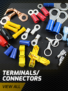 TERMINALS/CONNECTORS