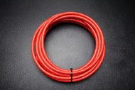 4 GAUGE WIRE 100 FT CABLE RED 12 VOLT AMP PRIMARY STRANDED POWER GROUND AWG