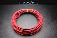 14 GAUGE 100FT RED BLACK SPEAKER WIRE HOME CAR AWG CABLE STRANDED COPPER CLAD EE