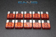 10 PACK MAXI 50 AMP FUSE BLADE STYLE CAR BOAT AUTOMOTIVE AUTO HOLDER FUSES EE