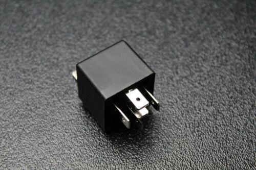 2 Pcs 30  40 Amp Relay Heavy Duty 12 Volt 5 Pin Wire Spdt