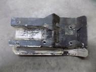2004 HONDA TRX450R REAR ALUMINUM SKIDPLATE 04 05 TRX 450
