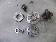 2005 HONDA TRX450R ENGINE GEAR SET TRX 450 TRX450 2004 04 05 #2