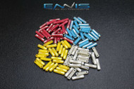 (25) EACH GBC FUSES QTY (100) 5 8 16 25 AMP CERAMIC HOLDER QUALITY VARIETY
