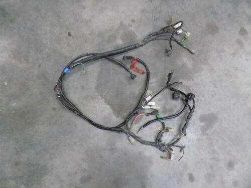 1996 Yamaha Warrior 350 Wiring Harness Yfm350 Raptor Yfm