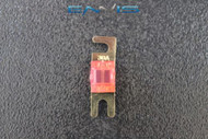 (1) 30 AMP MINI ANL FUSES GOLD PLATED INLINE AFC AFS BLADE AUTO HOLDER MANL20