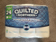Quilted northern toilet paper 12 double rolls ultra soft and strong fast ship