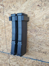 2 Slot AR magpul PMAG Magazine Tactical Wall Mount Holder rack storage 5.56 .223