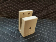AR Wall Mount Rifle Display ANY DIRECTION RACK HOLDER EASY ACCESS FDE TAN