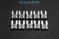 (10) PACK ATM 2 AMP FUSES MINI FUSE BLADE STYLE CAR BOAT AUTOMOTIVE AUTO ATM2