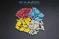 (10) EACH GBC FUSES QTY (40) 5 8 16 25 AMP CERAMIC HOLDER HIGH QUALITY VARIETY