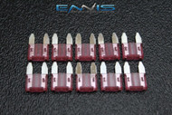 (10) PACK ATM 4 AMP FUSES MINI FUSE BLADE STYLE CAR BOAT AUTOMOTIVE AUTO ATM4