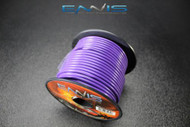 14 GAUGE WIRE ENNIS ELECTRONICS 100 FT PURPLE PRIMARY STRANDED AWG COPPER CLAD