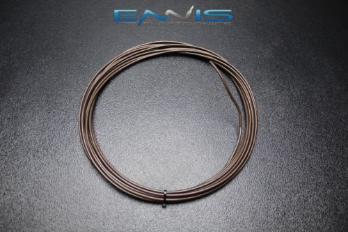 16 GAUGE WIRE BY ENNIS ELECTRONICS 100 FT GRAY SPOOL PRIMARY AWG COPPER CLAD