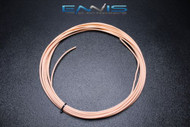 14 GAUGE WIRE ENNIS ELECTRONICS 50 FT PINK PRIMARY STRANDED AWG COPPER CLAD
