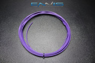 14 GAUGE WIRE ENNIS ELECTRONICS 50 FT PURPLE PRIMARY STRANDED AWG COPPER CLAD