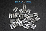 (100) PACK ATM 2 AMP FUSES MINI FUSE BLADE STYLE CAR BOAT AUTOMOTIVE AUTO ATM2