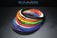 16 GAUGE WIRE 275 FT ENNIS ELECTRONICS 25FT EA 11 COLORS PRIMARY AWG COPPER CLAD