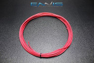 16 GAUGE WIRE ENNIS ELECTRONICS 50 FT RED PRIMARY STRANDED AWG COPPER CLAD
