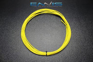 16 GAUGE WIRE ENNIS ELECTRONICS 50 FT YELLOW PRIMARY STRANDED AWG COPPER CLAD