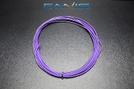 16 GAUGE WIRE ENNIS ELECTRONICS 50 FT PURPLE PRIMARY STRANDED AWG COPPER CLAD