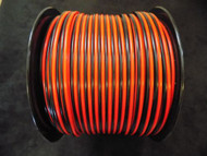 18 GAUGE OFC 5 FT 100% COPPER POWER GROUND ZIP WIRE CABLE STRANDED SPEAKER AWG